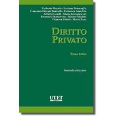 Manuale di Diritto Privato Vol. 3 di Breccia