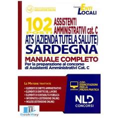 azienda tutela della salute - sardegna 102 collaboratori amministrativi cat. c