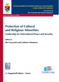 protection of cultural and religious minorities. leadership for international peace and security