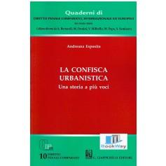confisca urbanistica (la)
