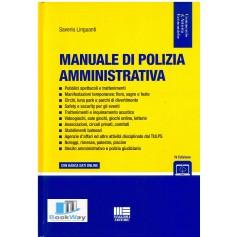 manuale di polizia amministrativa