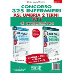 Concorso 325 ASL Umbria 2 Terni Kit