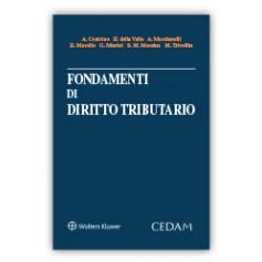 Fondamenti di Diritto Tributario di Contrino, Della Valle, Marcheselli, Marini, Marello, Messina, Trivellin