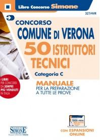 Concorso Comune di Verona 50 Istruttori Tecnici Categoria C Manuale