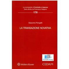 transazione novativa (la)