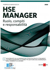 hse manager: ruolo, compiti e responsabilitÀ 2020