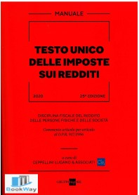 manuale testo unico imposte sui redditi
