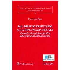 diritto tributario alla diplomazia fiscale (dal) - prospettive di regolazione giuridica nelle
