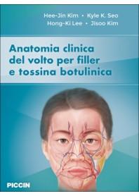 Anatomia Clinica del Volto per Filler e Tossina Botulinica di Kim, Seo, Lee, Kim