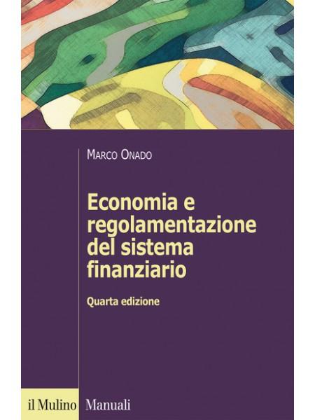 Economia e Regolamentazione del Sistema Finanziario di Onado