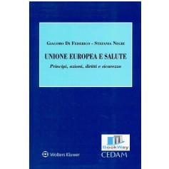 unione europea e salute - principi, azioni, diritti e sicurezza