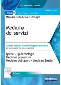Manuale di Medicina e Chirurgia Tomo 10 Medicina dei Servizi di Senso di Frusone, Puliani