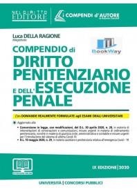 compendio di diritto penitenziario e dell'esecuzione penale 2020