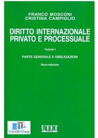 diritto internazionale privato e processuale.