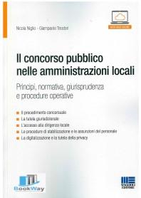 concorso pubblico nelle amministrazioni locali (il)