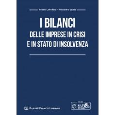 Bilanci delle Imprese in Crisi e in Stato di Insolvenza di Camodeca, Savoia