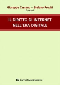 Diritto di Internet nell'Era Digitale di Cassano, Previti