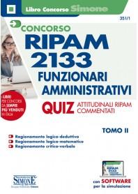 Concorso RIPAM 2133 Funzionari Amministrativi Quiz