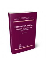 Diritto Industriale di Auteri, Florida. Mangini, Olivieri, Ricolfi, Romano, Spada