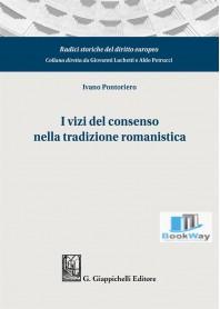 vizi del consenso nella tradizione romanistica (i)