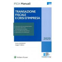 transazione fiscale e crisi d'impresa 2020