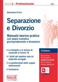 Separazione e Divorzio di Di Pirro