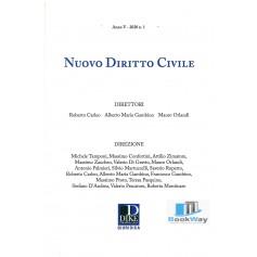 nuovo diritto civile