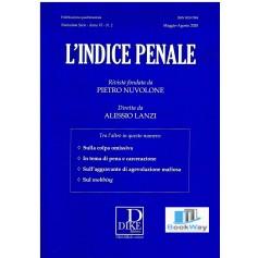 indice penale (l')