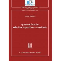 parametri finanziari dello stato imprenditore e committente (i)