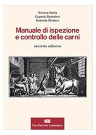 Manuale di Ispezione e Controllo delle Carni di Scanziani, Stella, Ghisleni