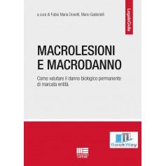 macrolesioni e macrodanno