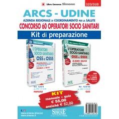 Concorso 60 Operatori Socio Sanitari ARCS Udine Azienda Regionale di Coordinamento per la Salute Kit