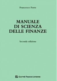 Manuale di Scienze delle Finanze di Forte