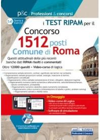 Concorso 1512 Comune di Roma Test RIPAM per la Preselezione