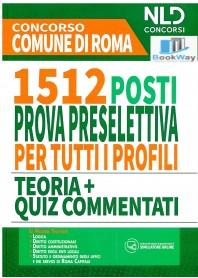 1512 posti concorso comune di roma .