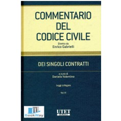 commentario del codice civile vol iii