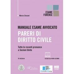 manuale esame avvocato. pareri di diritto civile