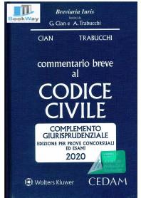 commentario breve al codice civile 2020 -