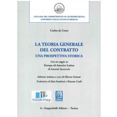 teoria generale del contratto (la)