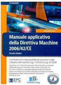MANUALE APPLICATIVO DELLA DIRETTIVA MACCHINE 2006-42-CE