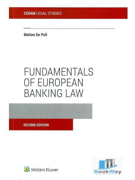 fundamentals of european banking law