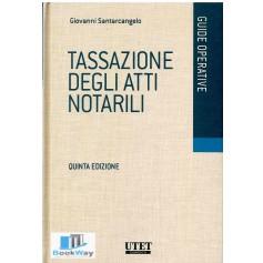 tassazione degli atti notarili