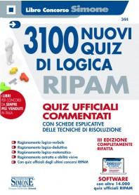 3100 Nuovi Quiz di Logica RIPAM