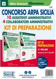 Concorso Arpa Sicilia Kit