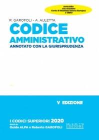 CODICE AMMINISTRATIVO di GAROFOLI, AULETTA