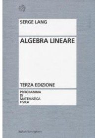 Algebra Lineare di Lang