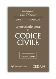 Commentario Breve al Codice Civile di Cian, Trabucchi