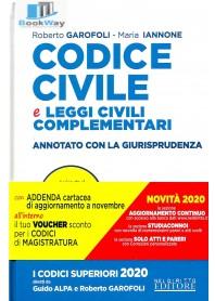 codice civile 2020 annotato - codici superiori 2020