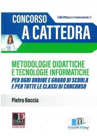 concorso a cattedra. metodologie didattiche e tecniche informatiche