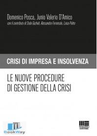 nuove procedure di gestione della crisi (le)